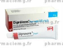 Diprolene pommade : acheter creme en ligne sans ordonnance